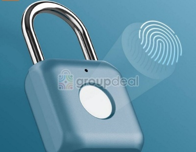 Xiaomi Uodi Smart Fingerprint Losk Padlock Kitty