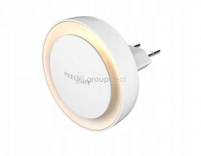 Ночник Xiaomi Yeelight Plug in Light Sensor Night
