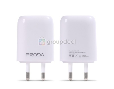 Proda Wall Charger 1.0A RP-U11