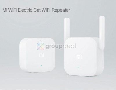 Усилитель Wi-Fi сигнала Xiaomi Wi-Fi Cat Power
