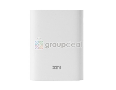 Power Bank-роутер Xiaomi ZMI MF855 (7800 mAh + 4G)