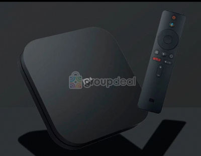 ТВ приставка Xiaomi Mi Box S International Version