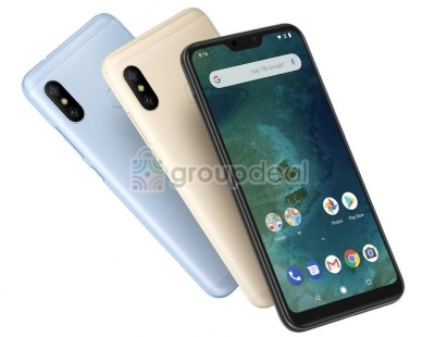Xiaomi Mi A2 Lite 3/32 gb Global Version