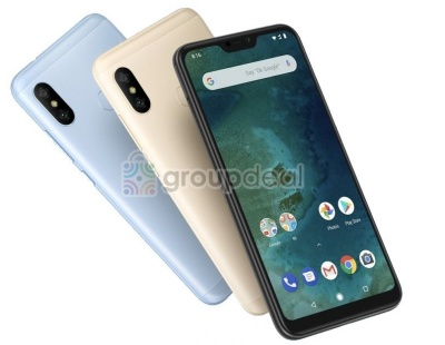 Xiaomi Mi A2 Lite 4/32 gb Global Version